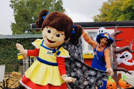 Halloween Tiffi